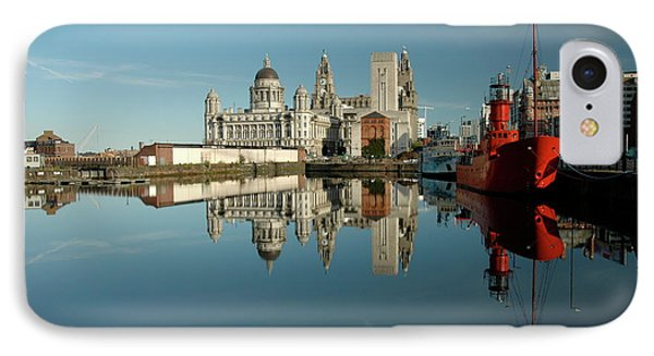 IPhone Case featuring the photograph The Red Ship by Jonah  Anderson