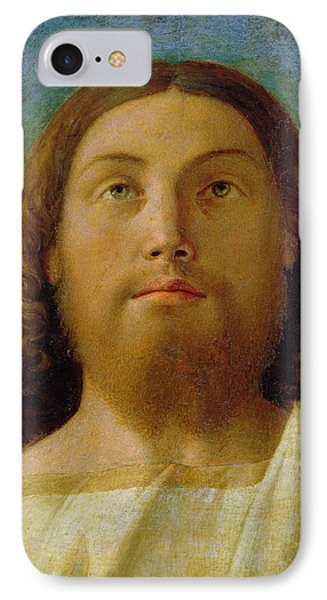 The Redeemer IPhone Case by Giovanni Bellini