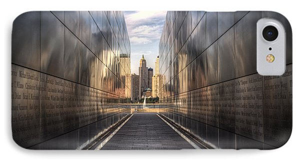 The Remembered. IPhone Case by Rob Dietrich