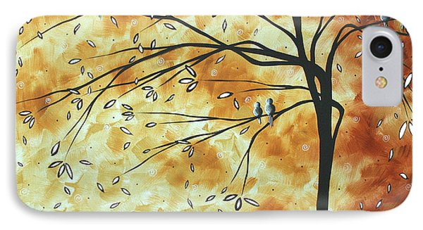 The Resting Place By Madart Phone Case by Megan Duncanson