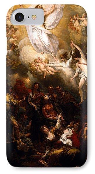 The Resurrection Phone Case by Munir Alawi