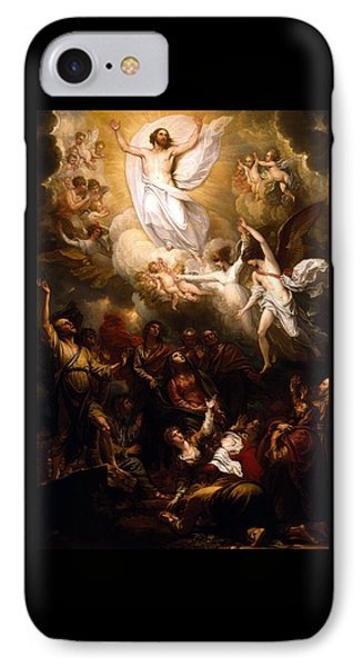 The Resurrection IPhone Case