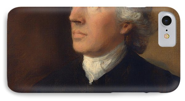 The Rev Humphrey Gainsborough IPhone Case by Mountain Dreams