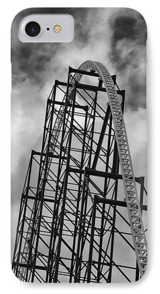 The Ride Of Steel 4k01012 IPhone Case