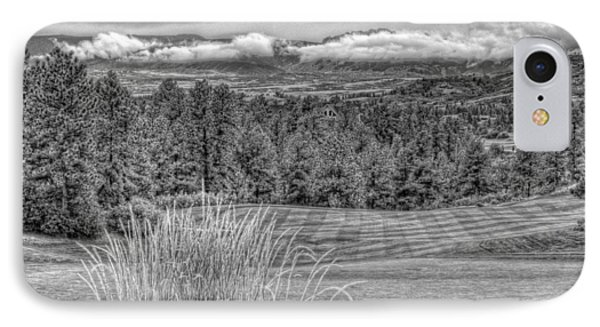 IPhone Case featuring the photograph The Ridge 18th by Ron White