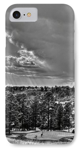 IPhone Case featuring the photograph The Ridge Golf Course by Ron White