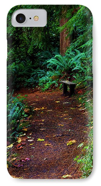 The Right Path Phone Case by Jeanette C Landstrom