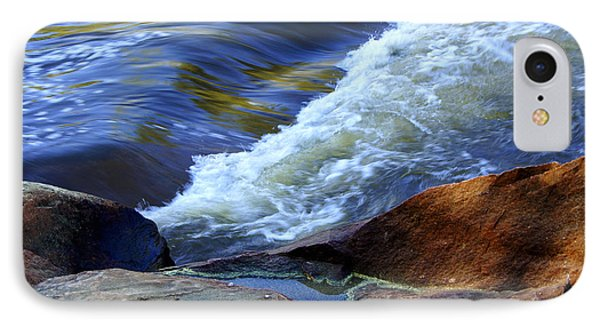 The River IPhone Case by Debra Crank