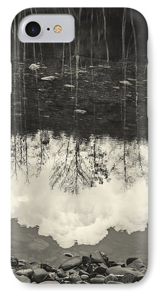 The River I IPhone Case by Marco Oliveira