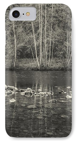The River II IPhone Case by Marco Oliveira