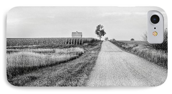 The Road Home Phone Case by Jeff Burton