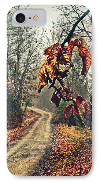 The Road Home IPhone Case by Jessica Brawley