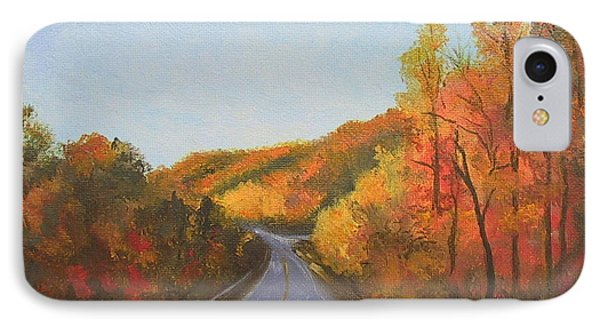 The Road Home Phone Case by Sherri Anderson