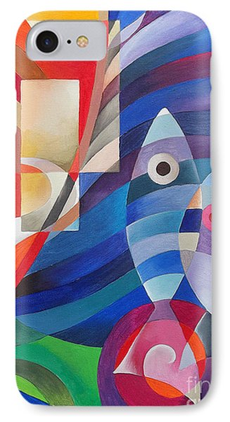The Road Less Travelled Phone Case by Maria Rova