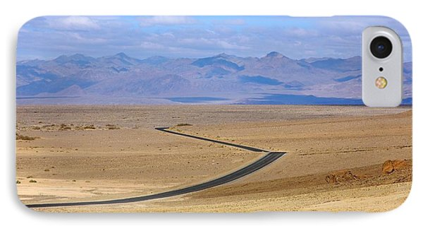 IPhone Case featuring the photograph The Road by Stuart Litoff