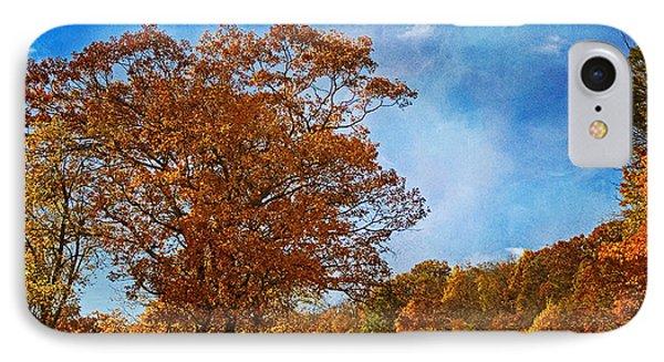 The Road To Autumn Phone Case by Kim Hojnacki