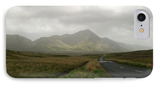 The Road To Tully Cross IPhone Case by Butch Lombardi