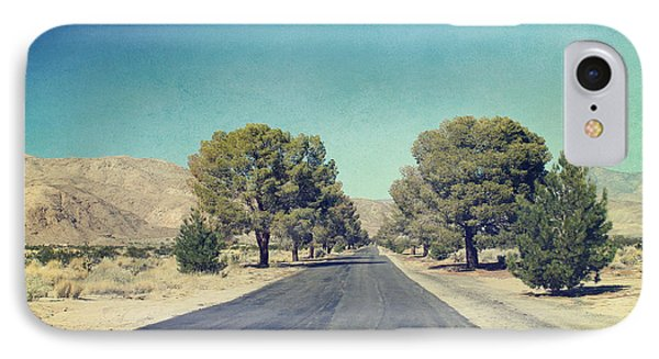 The Roads We Travel IPhone Case by Laurie Search