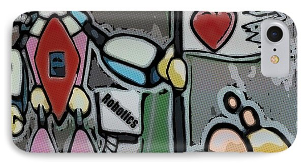 The Robot IPhone Case