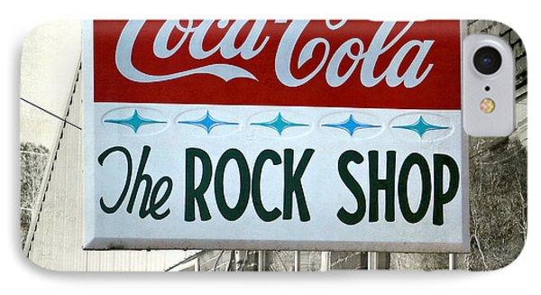 The Rock Shop IPhone Case