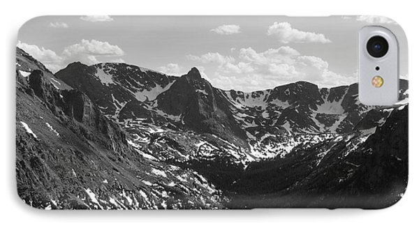 The Rockies Monochrome IPhone Case