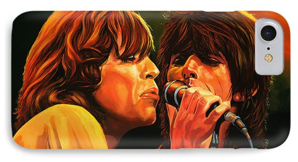 The Rolling Stones IPhone Case by Paul Meijering