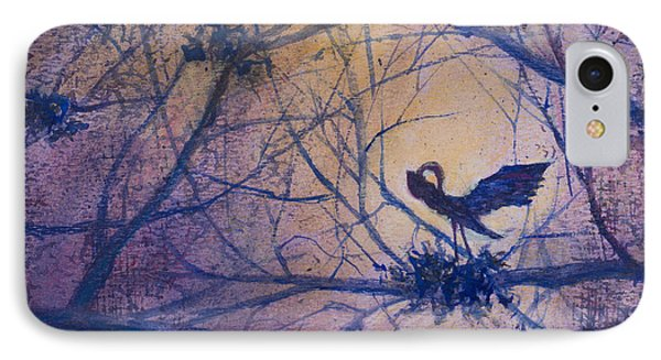 The Rookery Revisited IPhone Case