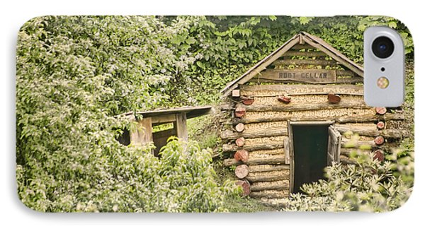 The Root Cellar Phone Case by Heather Applegate