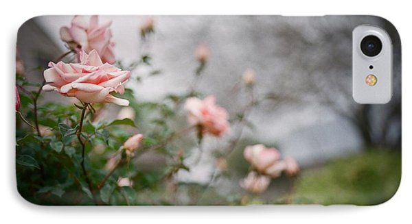The Rose Garden IPhone Case by Linda Unger