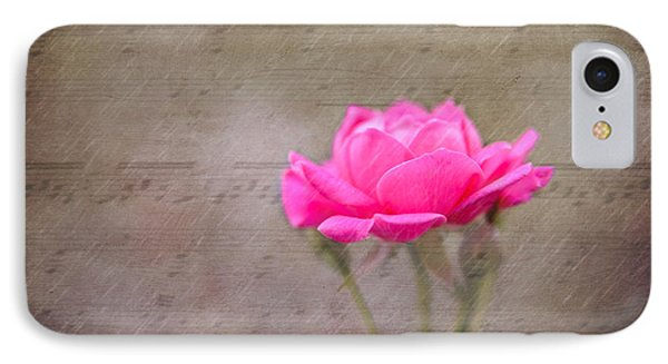 IPhone Case featuring the photograph The Rose by Mary Timman