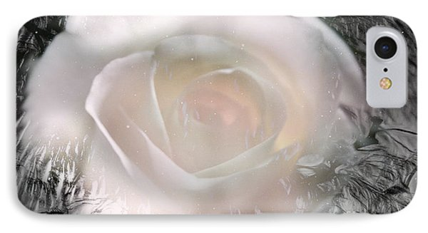 The Rose The Symbol Of Love IPhone Case by Sherri's Of Palm Springs