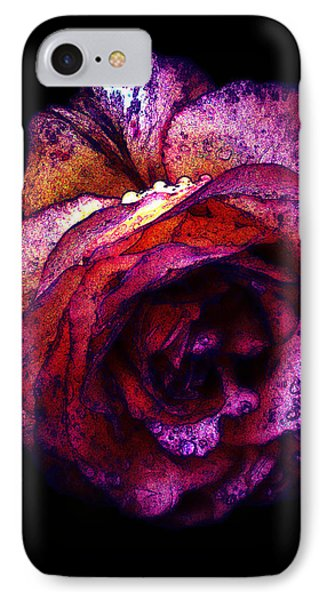 The Royal Rose Phone Case by Stephanie Hollingsworth