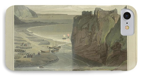 The Ruined Castle Of Berrydale IPhone Case by British Library