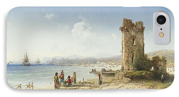 The Ruins Of Chersonesus Crimea IPhone Case by Celestial Images