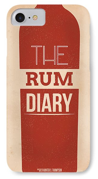 The Rum Diary IPhone Case by Mike Taylor