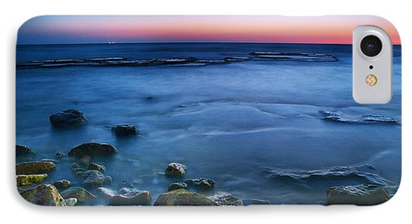 The Rustle Of The Waters IPhone Case by Meir Ezrachi