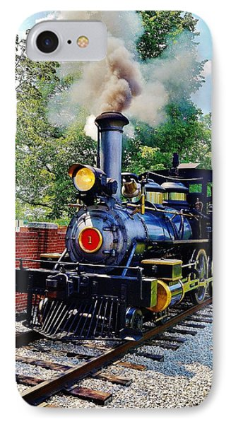 The Rxr At Greefield Village IPhone Case by Daniel Thompson