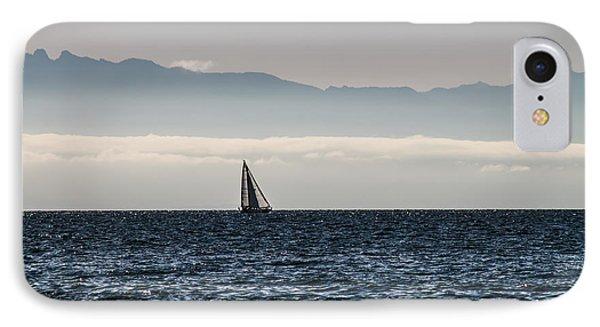 The Sail Boat Horizon IPhone Case