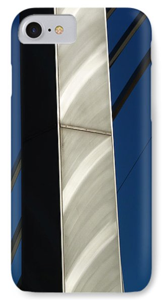 The Sail Sculpture  IPhone Case