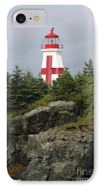 The Sailor's Signpost IPhone Case by Christiane Schulze Art And Photography