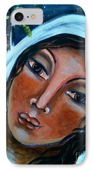 The Samaritan Woman IPhone Case by Maya Telford