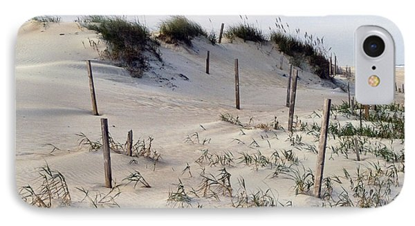 The Sands Of Obx IPhone Case by Greg Reed