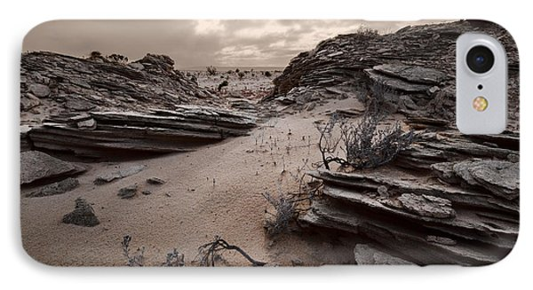 The Sands Of Time 1 IPhone Case by Julian Cook