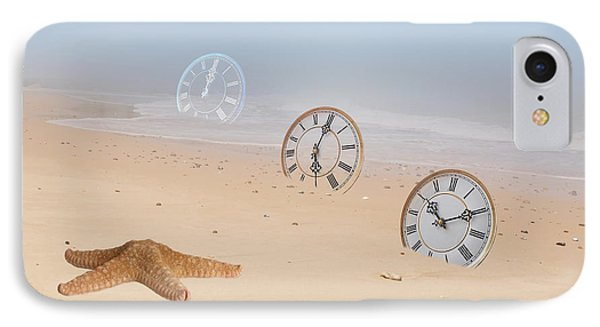 The Sands Of Time IPhone Case by Gill Billington