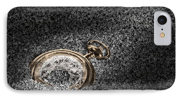 The Sands Of Time IPhone Case by Tom Mc Nemar