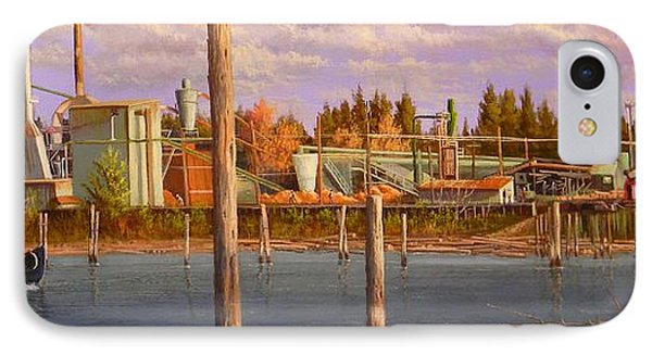 The Sawmill IPhone Case
