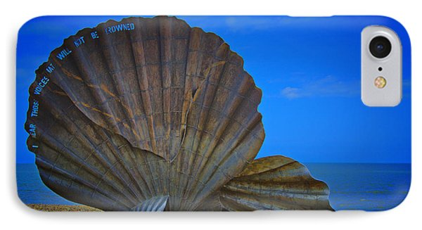 The Scallop IPhone Case