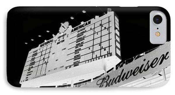 The Scoreboard IPhone Case by David Bearden