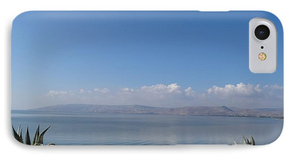 The Sea Of Galilee At Capernaum IPhone Case