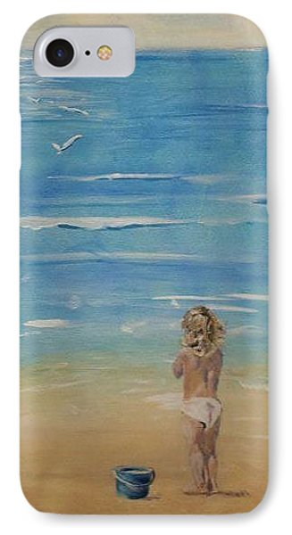 The Seagulls Phone Case by Almeta LENNON